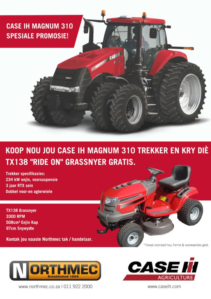 Magnum 310 Case IH Tractor