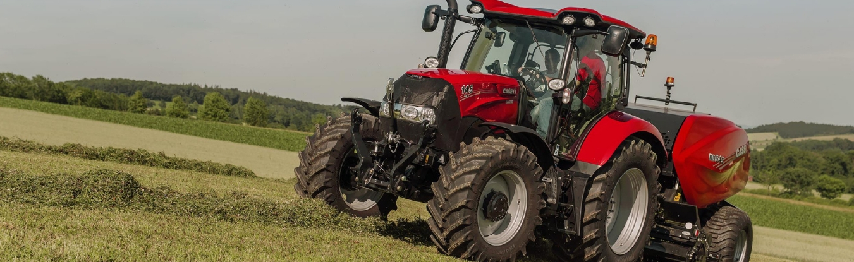 Maxxum Tractor