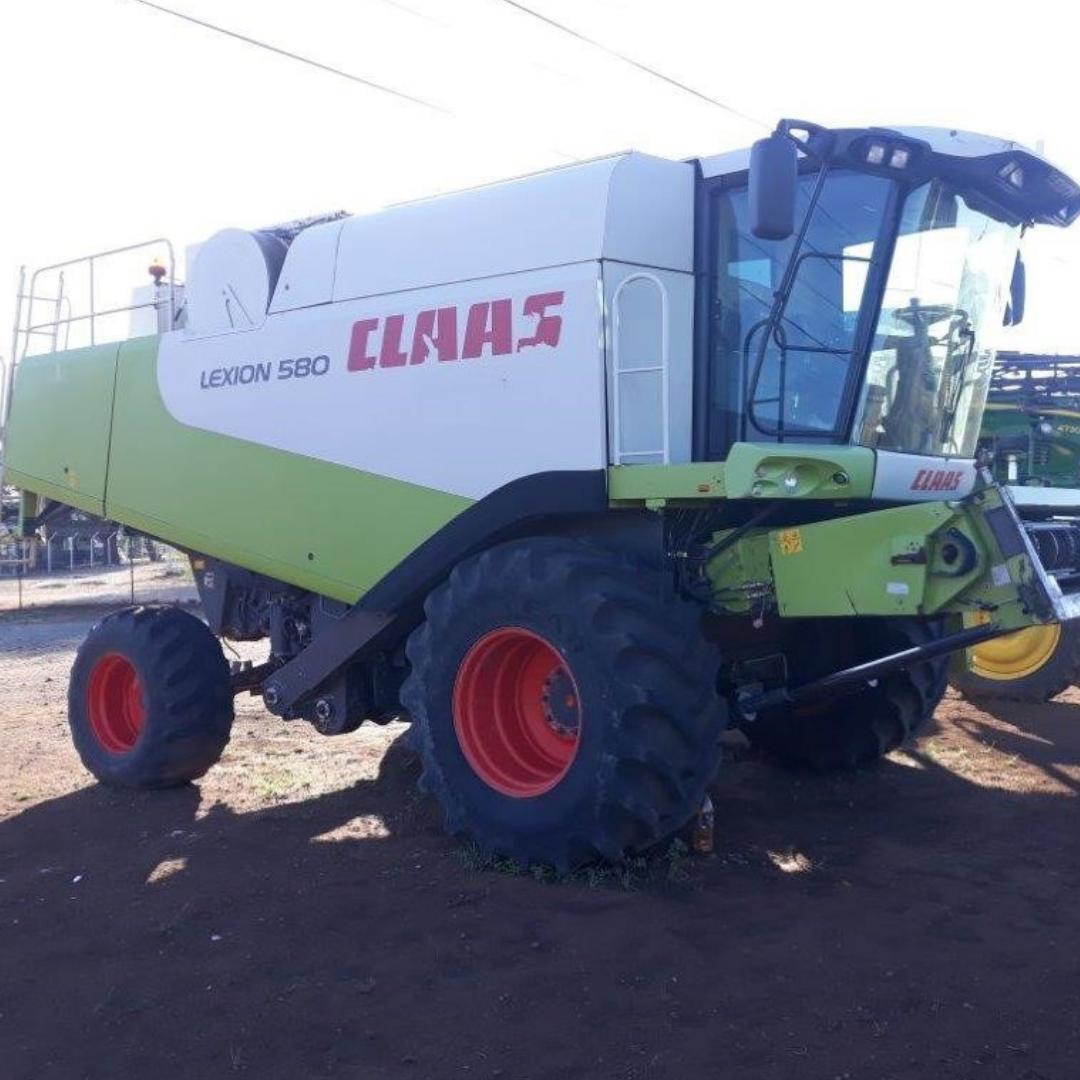 2007 CLAAS L580 Combine Harvester #ABZCL58004G2WD001 Image