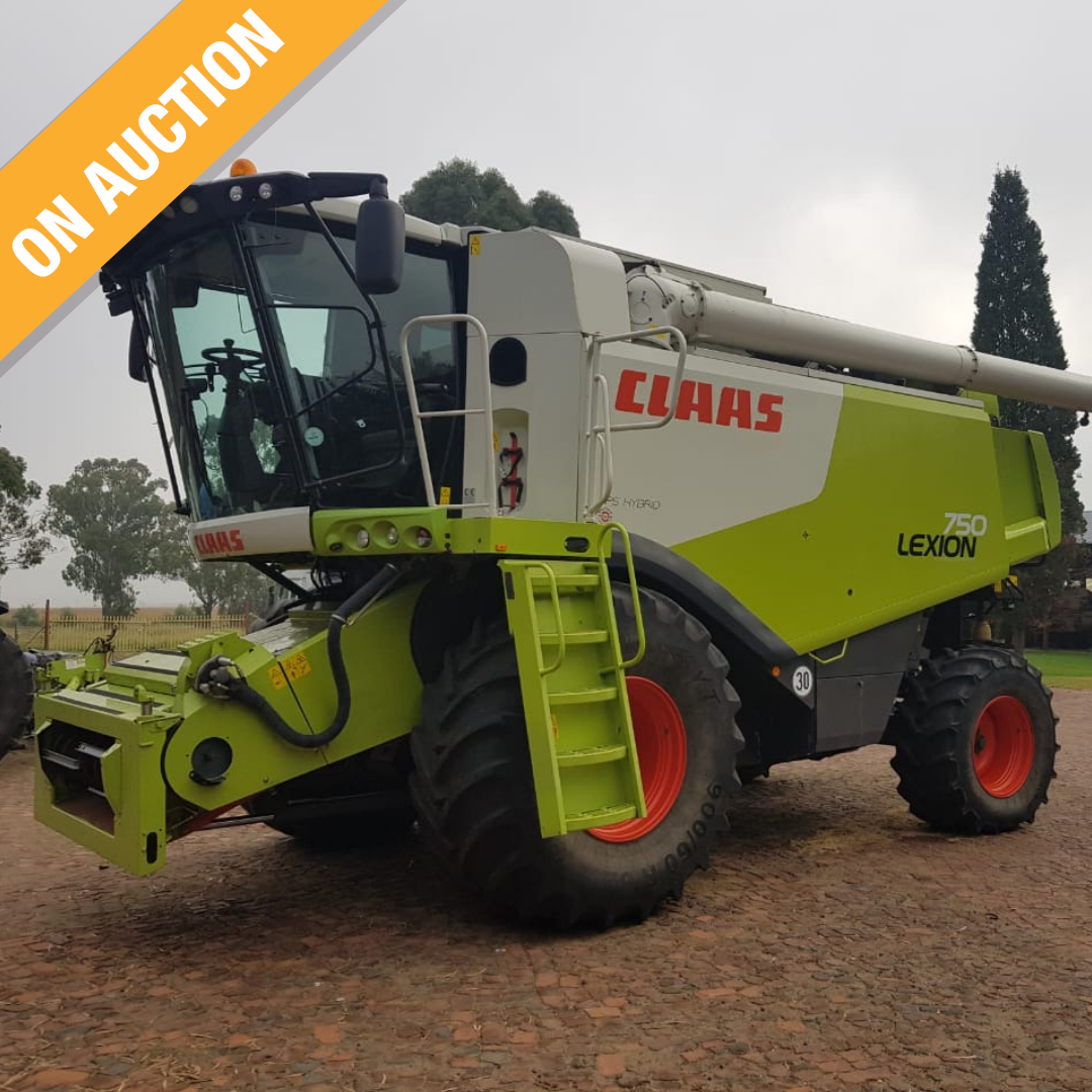 2012 CLAAS Lexion750 Combine Harvester 2WD #C5500820 Image